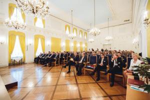 Preisverleihung des Ludwig Bölkow Technologiepreises 2014