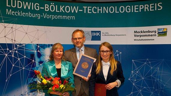 Ludwig-Bölkow-Technologiepreis - Preisträger 2016 Physiolution GmbH