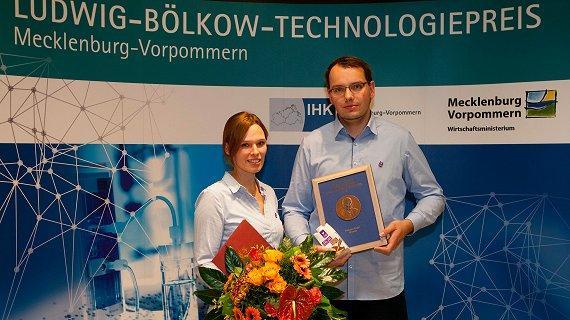 Ludwig-Bölkow-Technologiepreis - Preisträger 2016 Prolupin GmbH